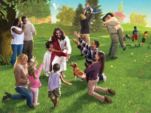 Berkat atas Keluarga (Mazmur 128 : 1-6)